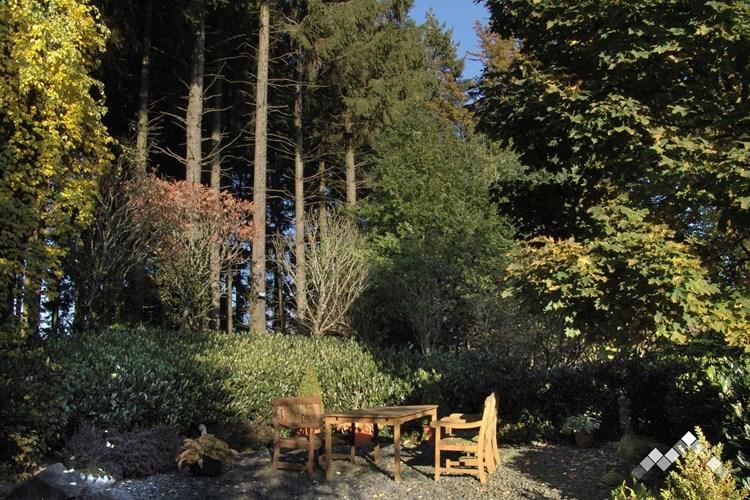 Villa de standing jardin d 39 ardenne bhou 21 houffalize for Model jardin villa