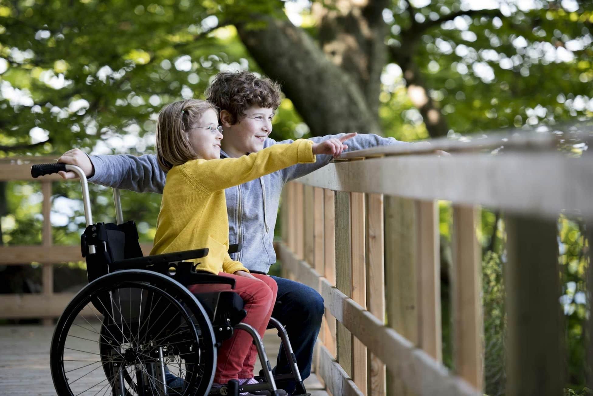 Rolstoeltoegankelijk vakantiehuis: vakantie voor mindervaliden