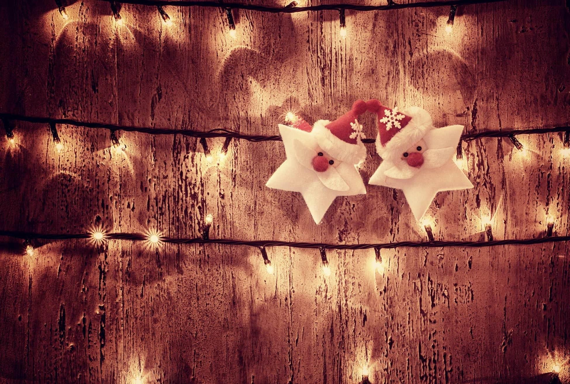 Noël se fête aussi en famille dans un gite des Ardennes belges