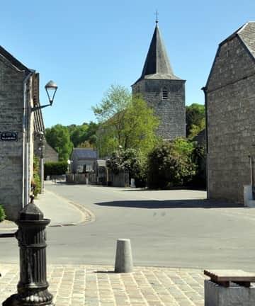 Les plus beaux villages en Ardenne