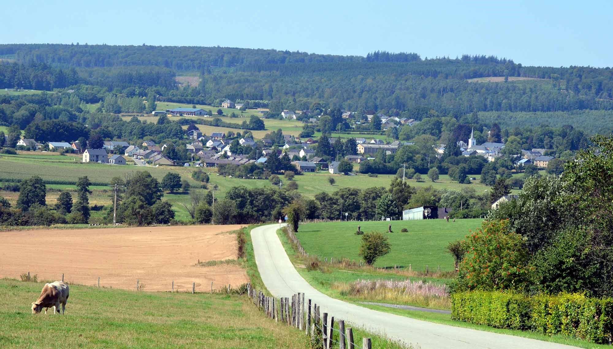 ardenne residences bastogne 6600 region landscapes lavacherie 6681