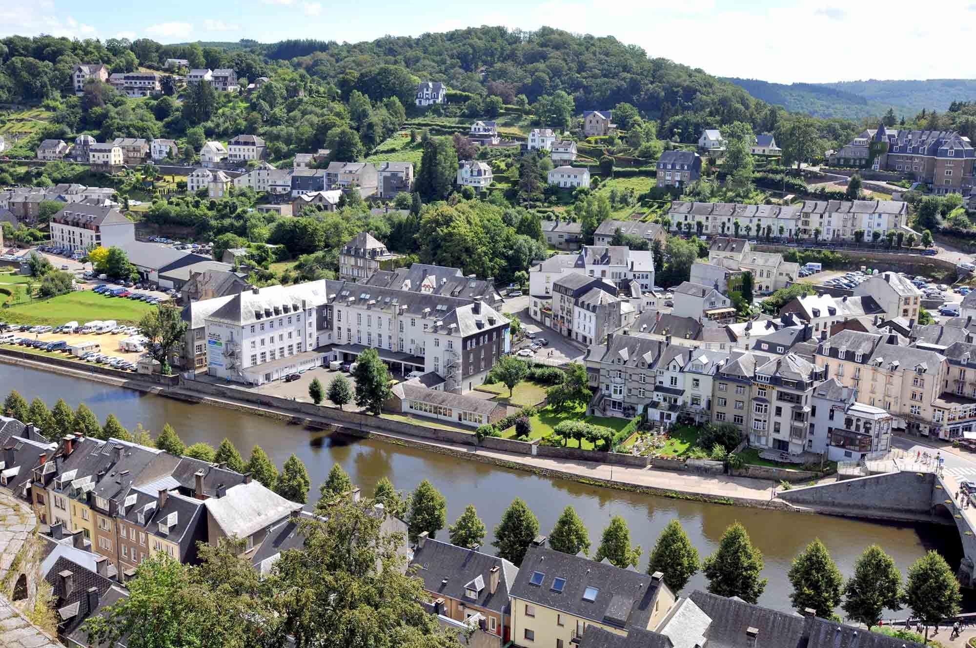 ardenne residences bouillon 6830 région landscapes city center