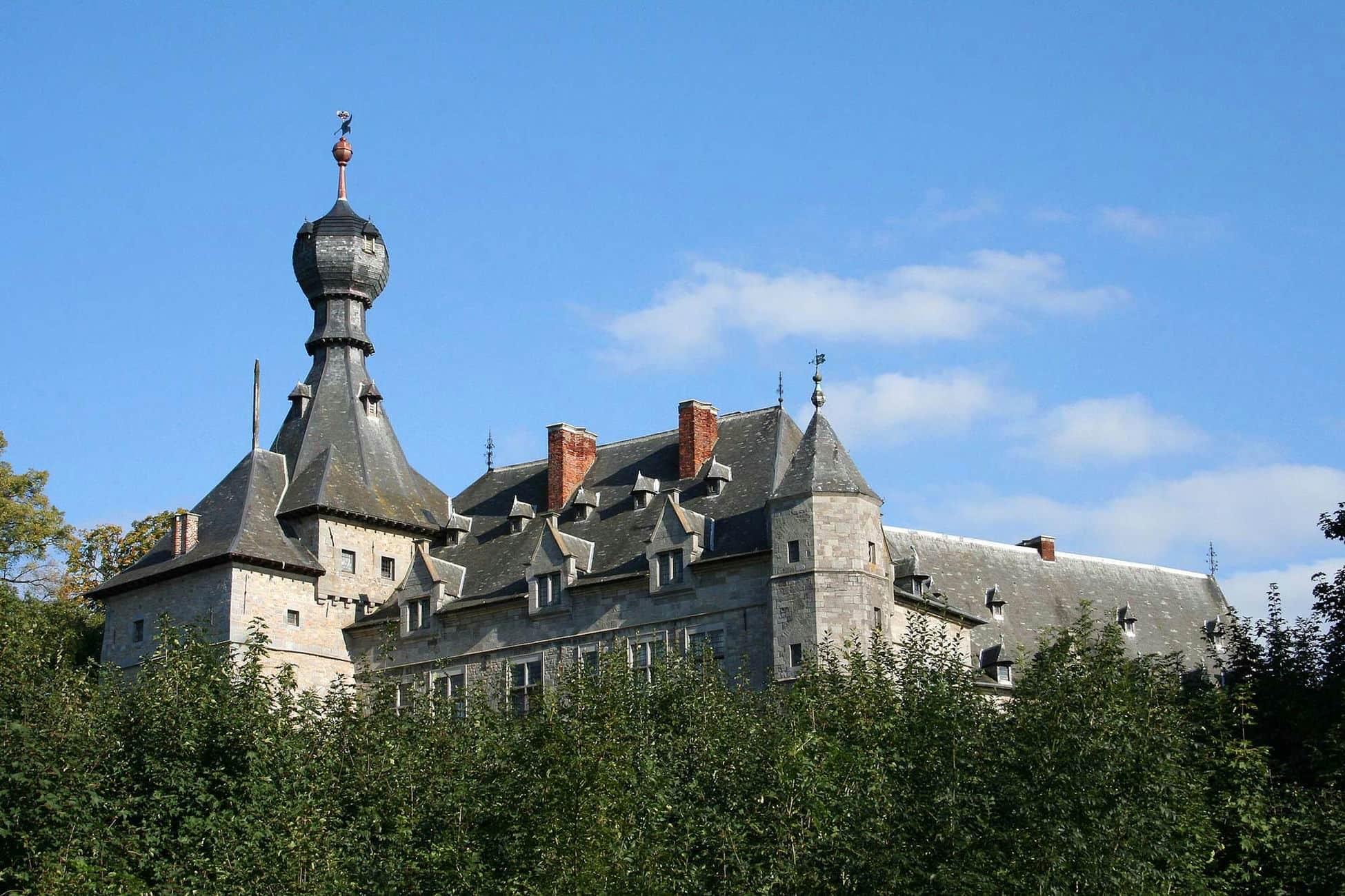ardenne residences chimay 6460 region landscapes princes castle