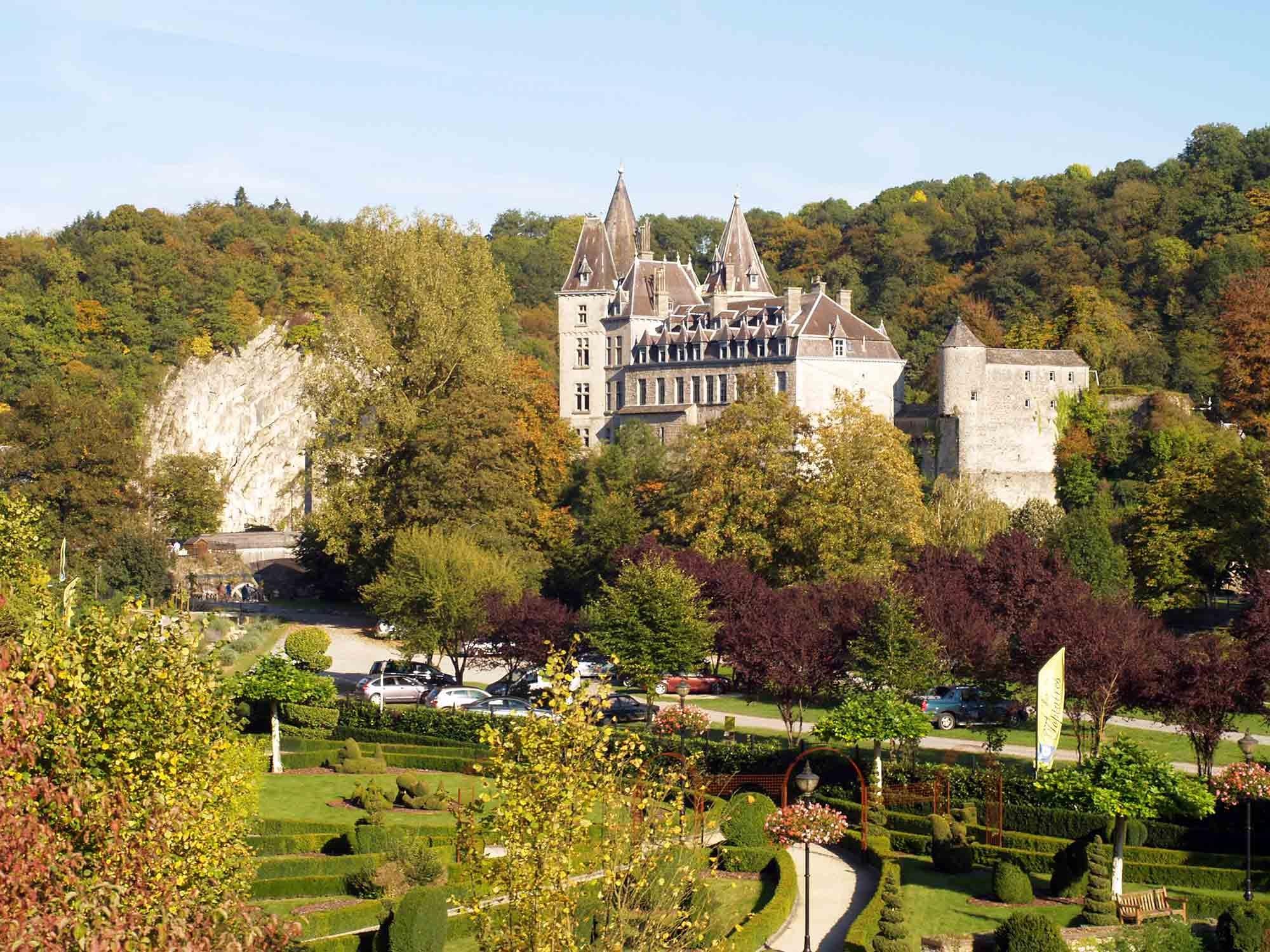 ardenne residences durbuy region landscape castle