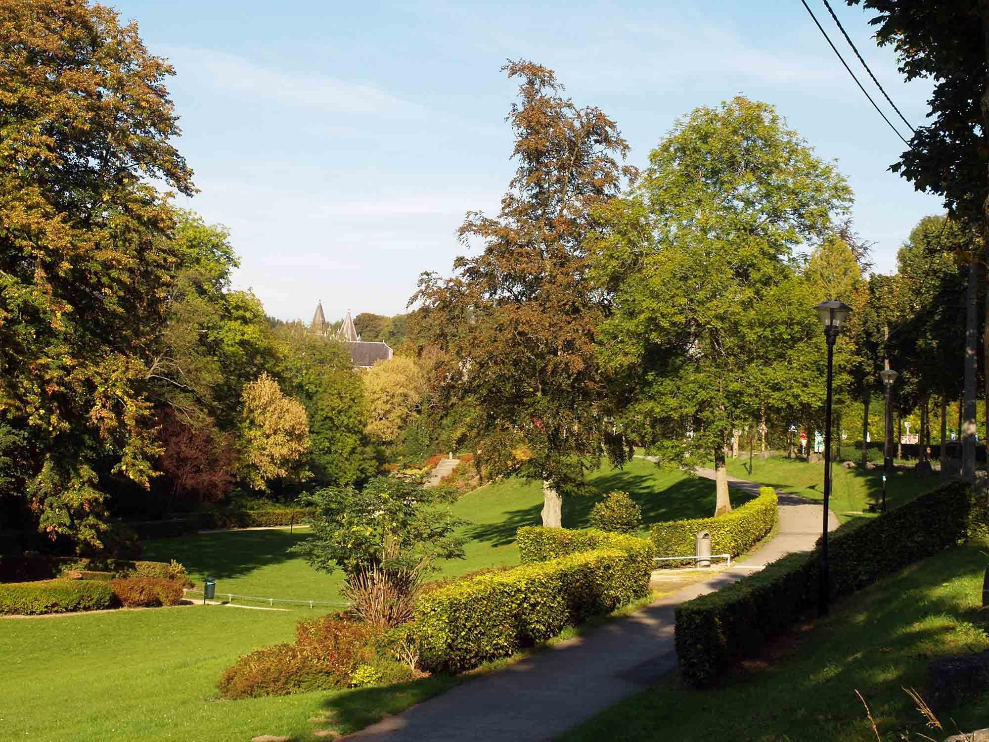 ardenne residences durbuy region landscape city parc