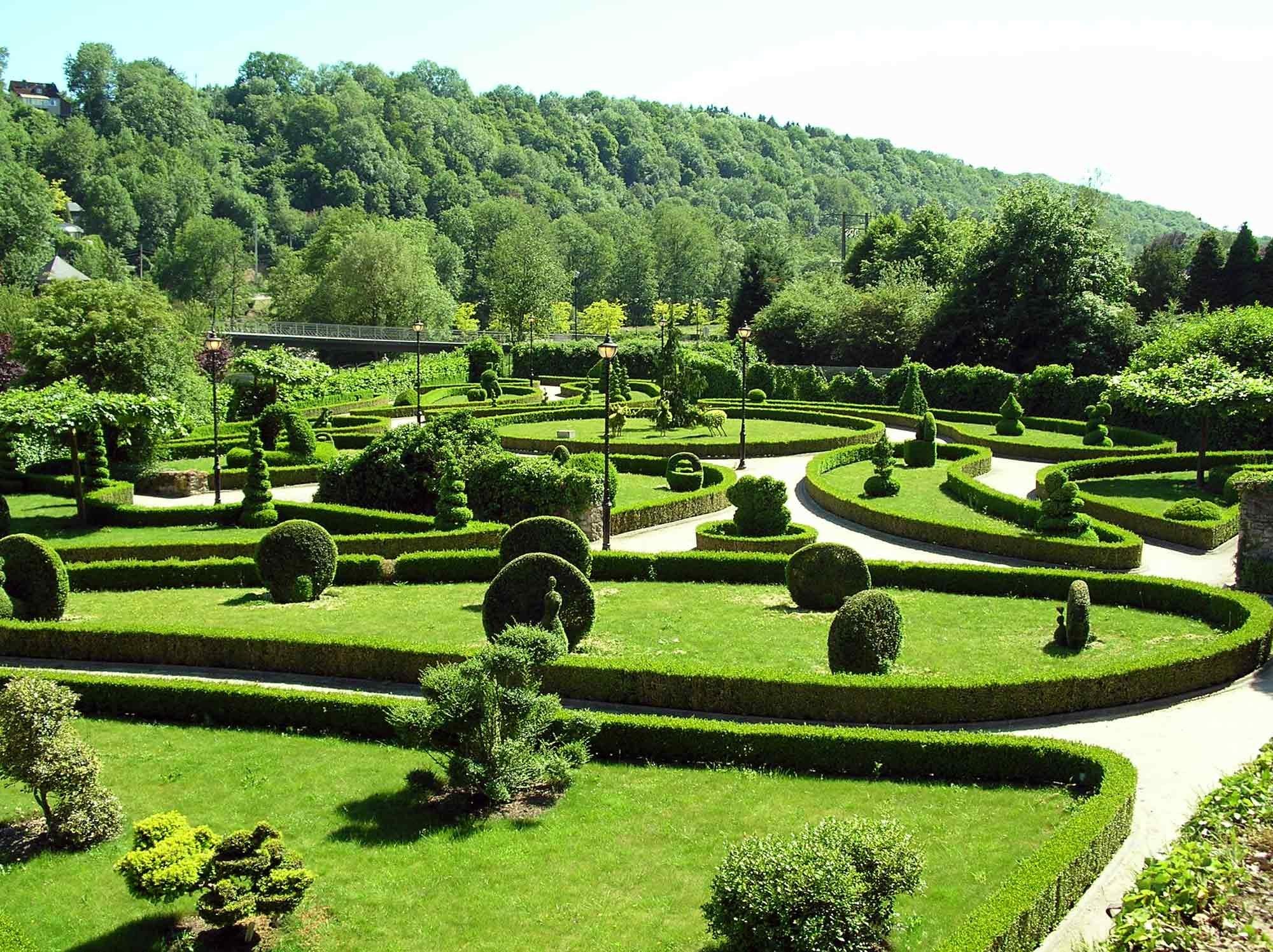 ardenne residences durbuy 6940 region landscapes parc topiaires