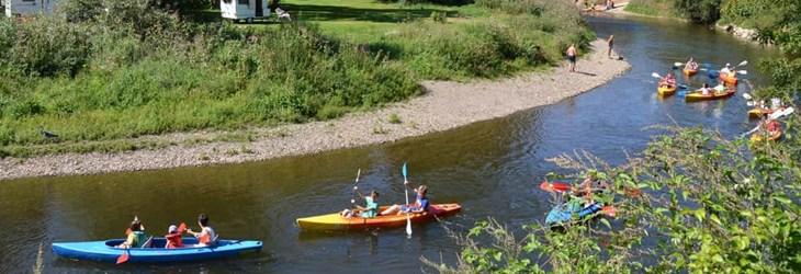 ardenne residences durbuy 6940 region landscapes barreaux ourthe kayak