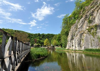 ardenne residences durbuy region landscapes anticlinal view