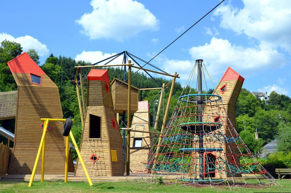 ardenne residences houffalize 6660 region landscapes playground