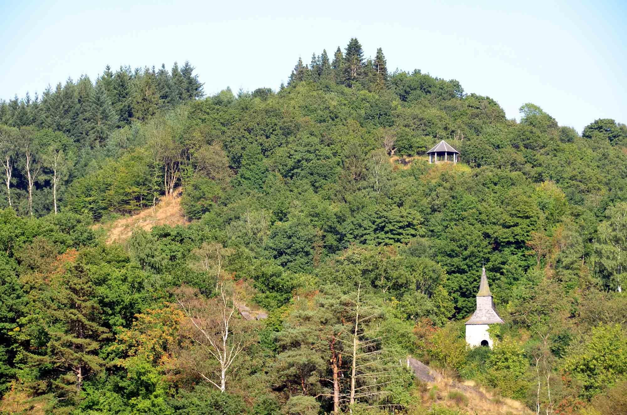 ardenne residences la roche en ardenne 6980 region landscapes sainte marguerite chapel