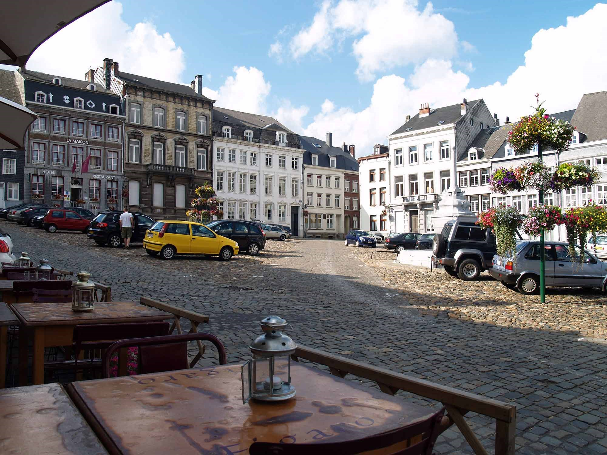 ardenne residences stavelot 4970 region landscapes city center