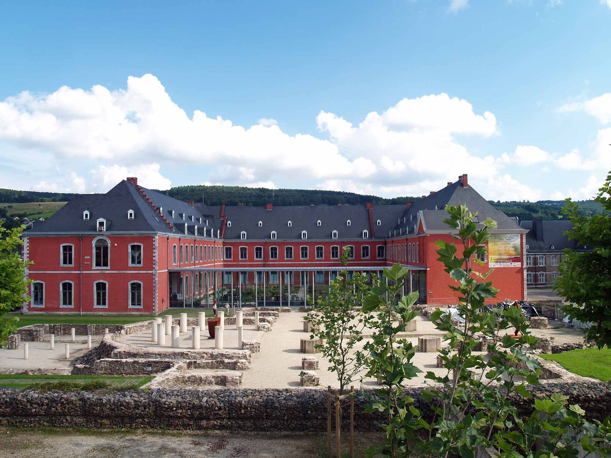 ardenne residences stavelot 4970 region landscapes abbey