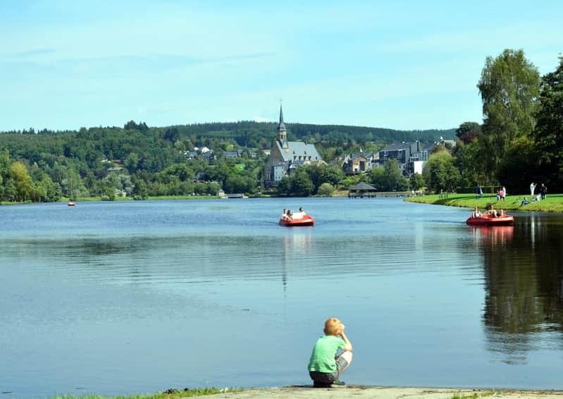ardenne residences vielsalm 6690 region landscapes lake