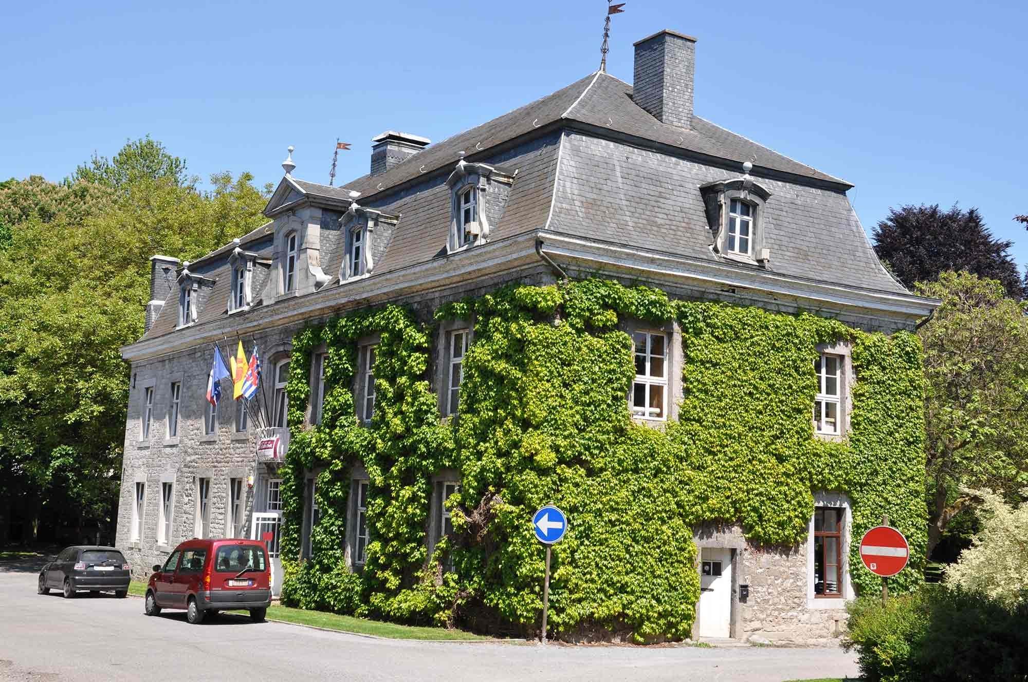 ardenne residences durbuy 6940 region landscapes barvaux-sur-ourthe village hall