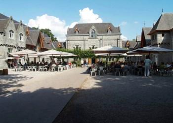 ardenne residences maredsous 5537 region landscapes abbey