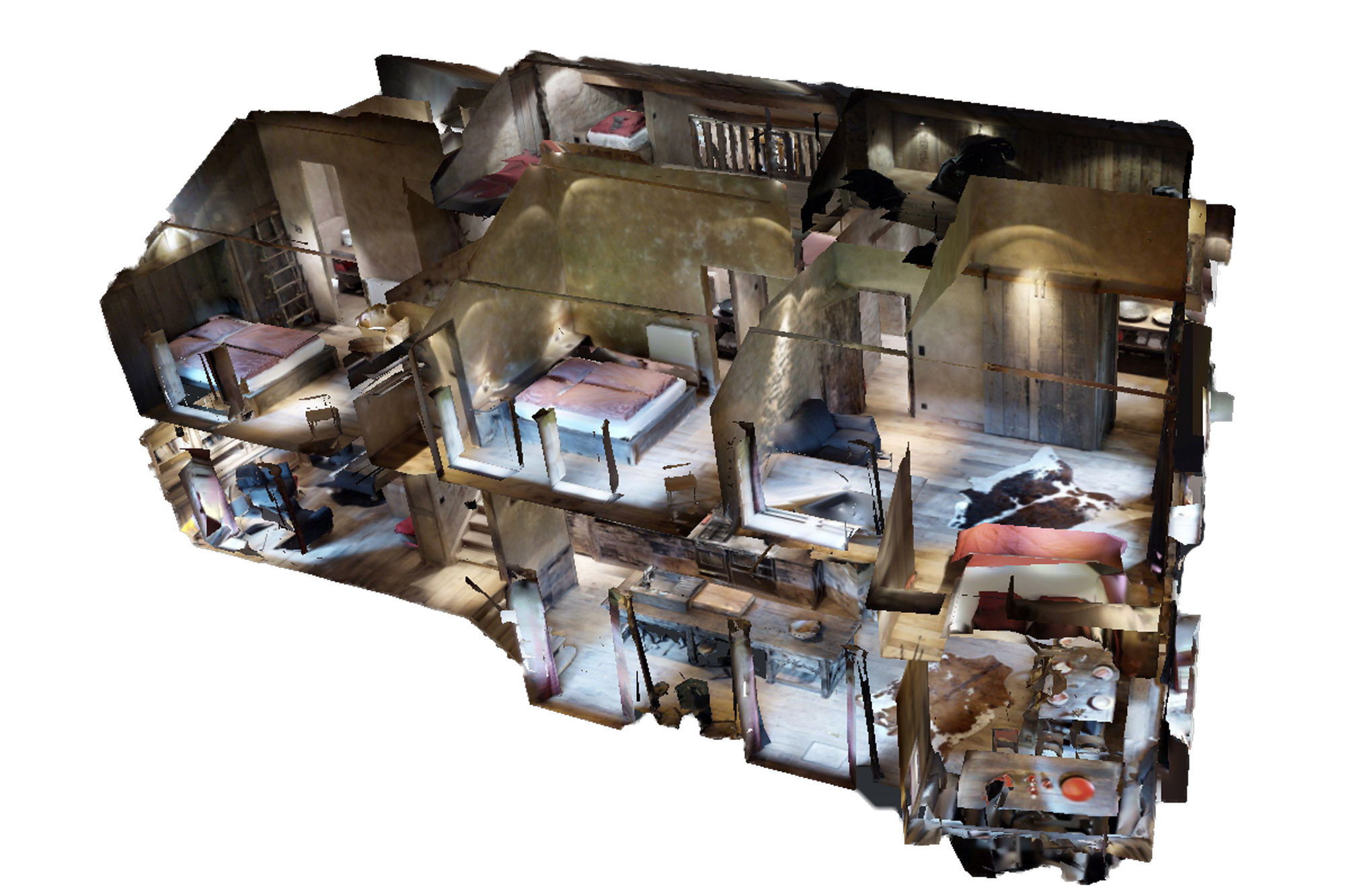 Ardenne-residences-holiday-houses-virtual-reality-360-3D-dollhouse