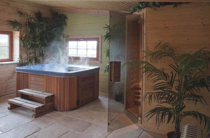 Location de vacances avec jacuzzi privé: En Ardenne pour vous détendre