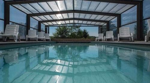 Villa met zwembad huren in de Ardennen