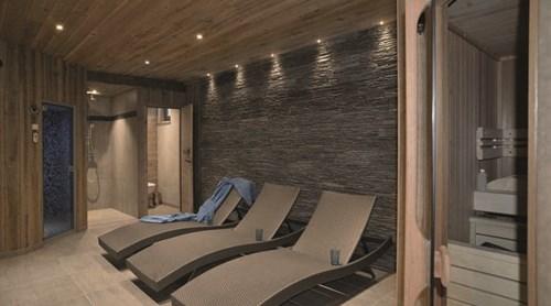 Wellnesshuisje met privé sauna huren in de Ardennen