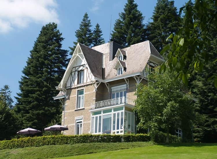 Châteaux d'Ardennes: Des locations de vacances royales