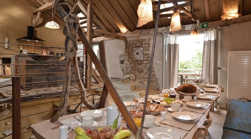 Origineel overnachten: aparte huizen voor een apart verblijf in de Ardennen