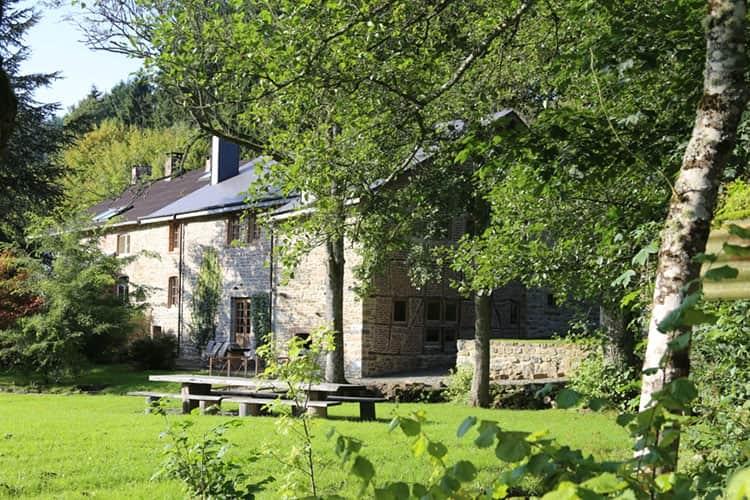 Vakantiehuis te huur Ardennen: relaxen doet u hier