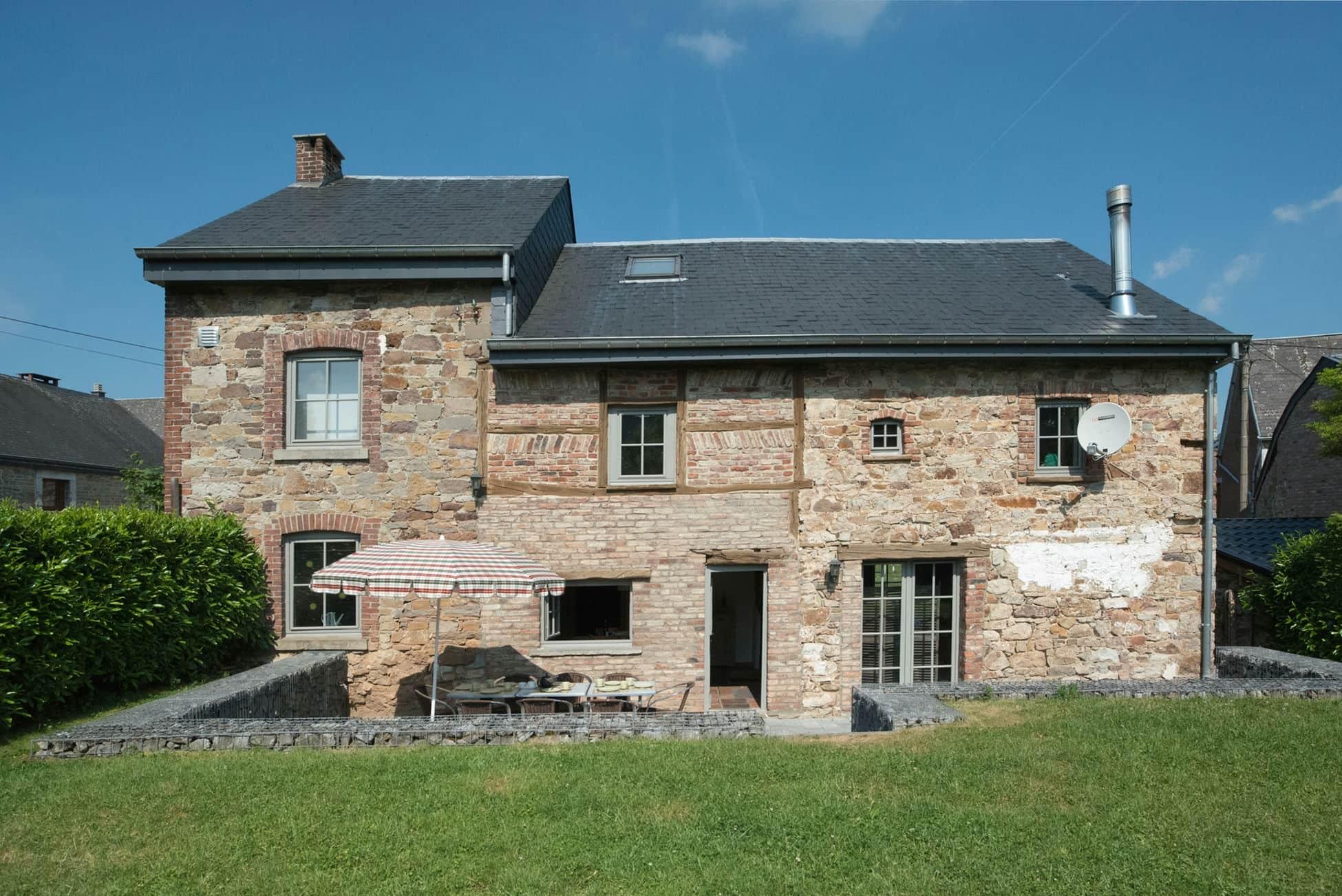 Vakantiehuis België: sfeervol verblijf in de Ardennen