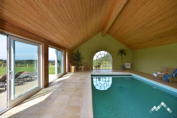 ardenne residences holiday houses spa francorchamps indoor swimming pool grange des fagnes