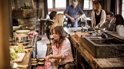 L'Echappée Belle, gîte de luxe en Ardenne et source d'inspiration pour Pascale Naessens !