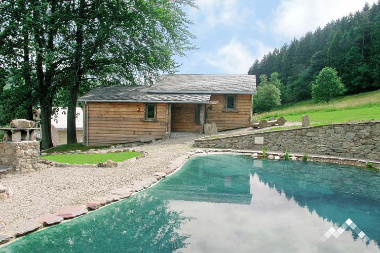ardenne residences holiday houses malmedy swimming pool chalet de la source