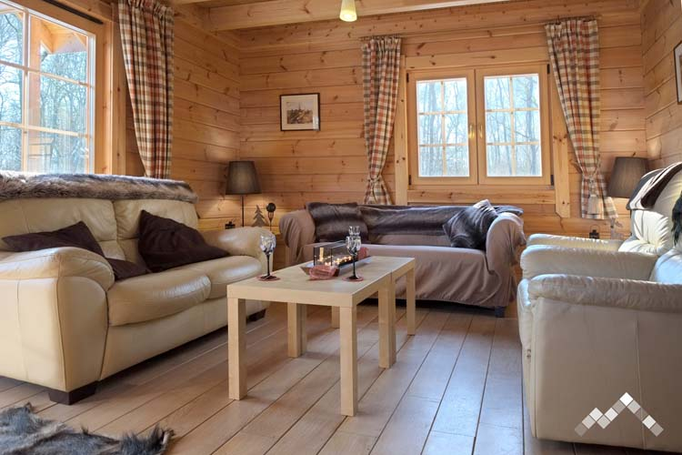 ardenne residences location chalet bois