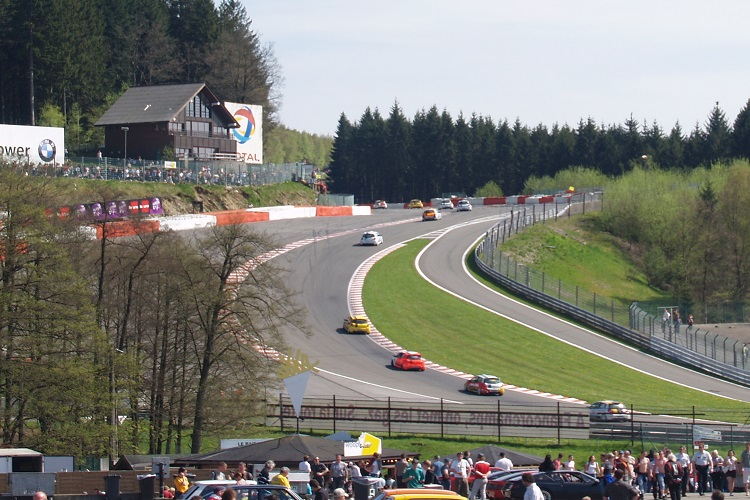 ardenne spa francorchamps circuit F1 gite location