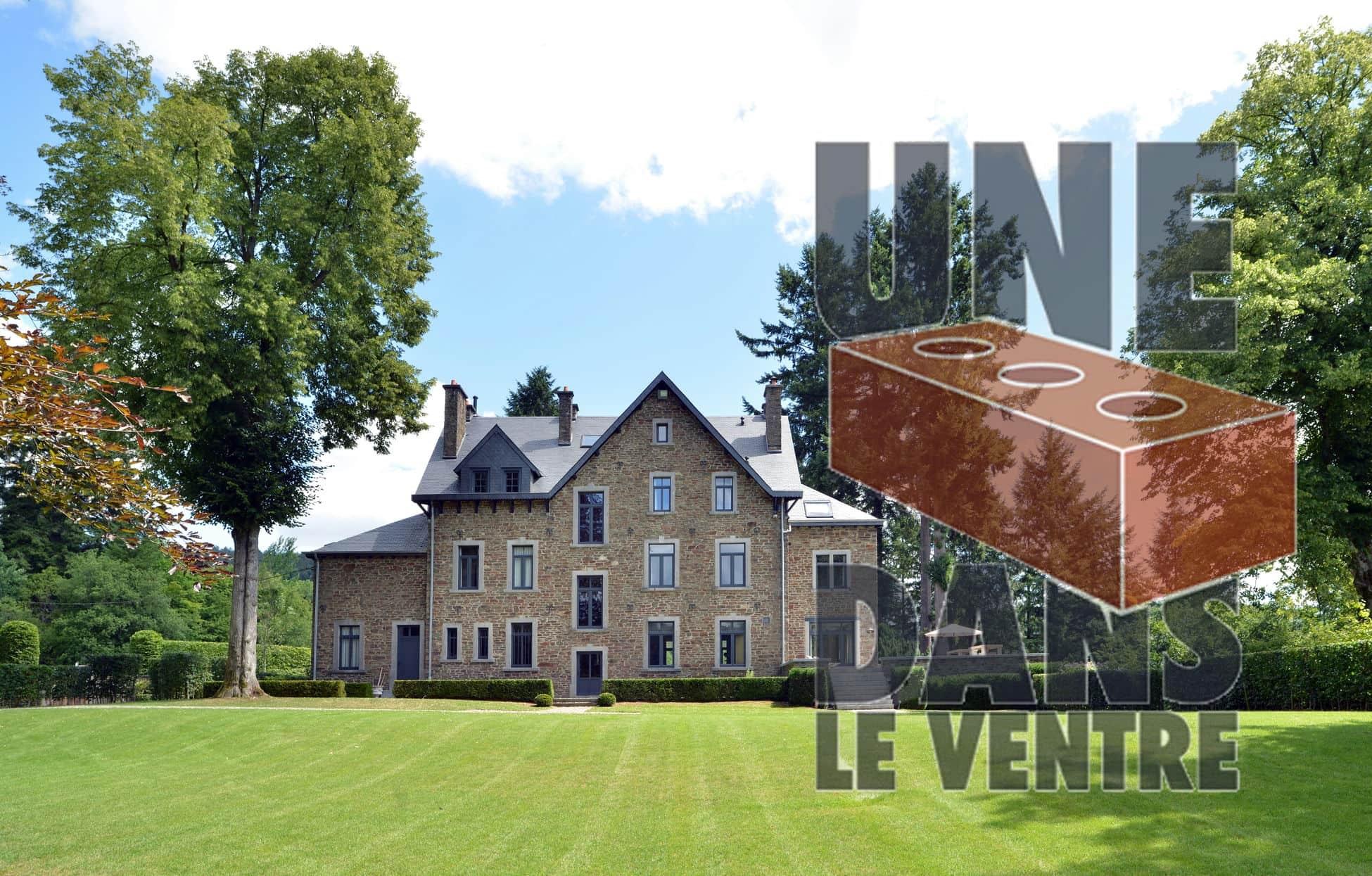 Ardenne Résidences et Château Lacrou dans l'émission Une Brique dans le Ventre